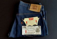 NEW Vintage Levi's 1978 Jeans Orange Tab 38 x 30 no big e