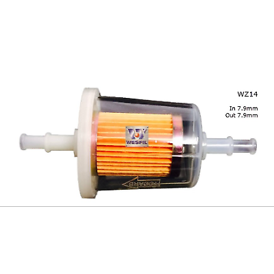 WESFIL FUEL FILTER RODEO 1991-1993 WZ14