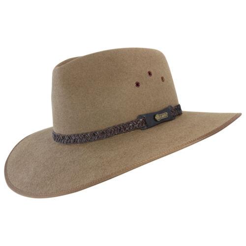 Akubra Tablelands Hat Sorrel Tan