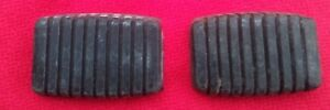 Holden EJ EH manual Brake or Clutch new Pedal Pad Rubber sold each