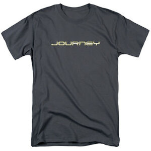 JOURNEY-LOGO-Licensed-Men-039-s-Graphic-Tee-Shirt-SM-5XL