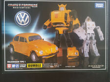Transformers Masterpiece MP-21 BUMBLE  Action Figure Gifts takara tomy toys