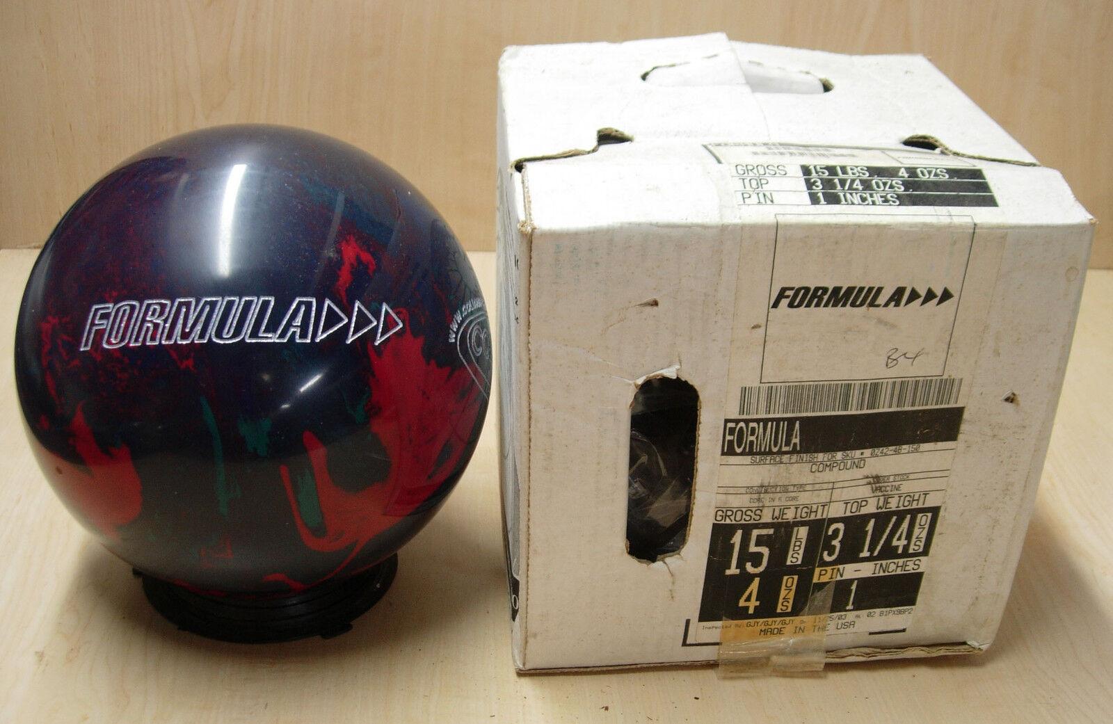 = 15NIB 2003  Original TEXAS Columbia  FORMULA Made In San Antonio, Texas, USA