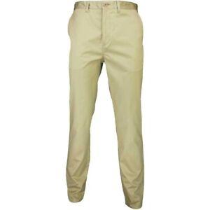 "Mens Lyle & Scott Classic Chino Golf Trousers- 30""waist/33""leg"