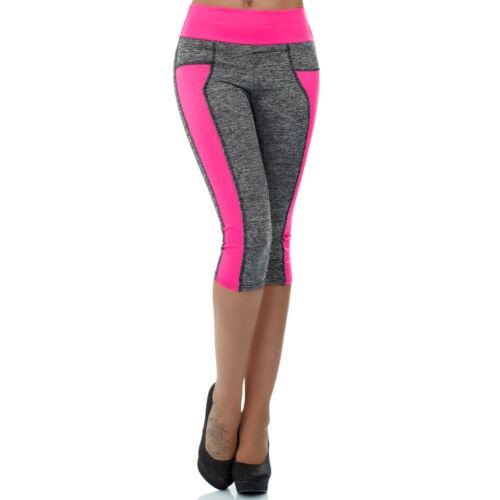 esportiva Damen Sporthose Laufhose Trainingshose Leggings Jogginghose Fitness