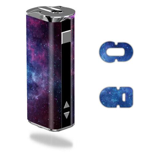 Skin Decal Wrap for Eleaf iStick 30W mod sticker vape Nebula