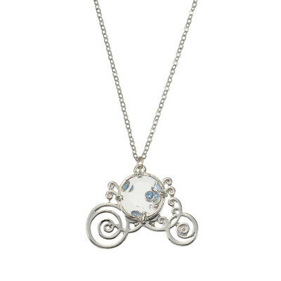 Disney Store Japan Necklace carriage KIRA KIRA Cinderella
