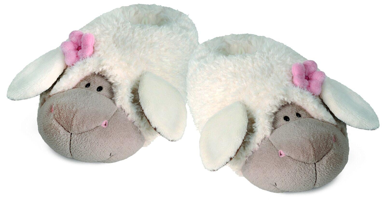 NICI 35009Nici Jolly Pink TG. Slippers 38–41White