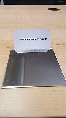 "20ga .043 304 #8 Stainless Steel Sheet Plate Mirror Finish 12/"" x 24/"""