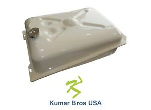 Kumar Bros USA KB02TANK 9N9002 New Ford Tractor Fuel Tank with Cap