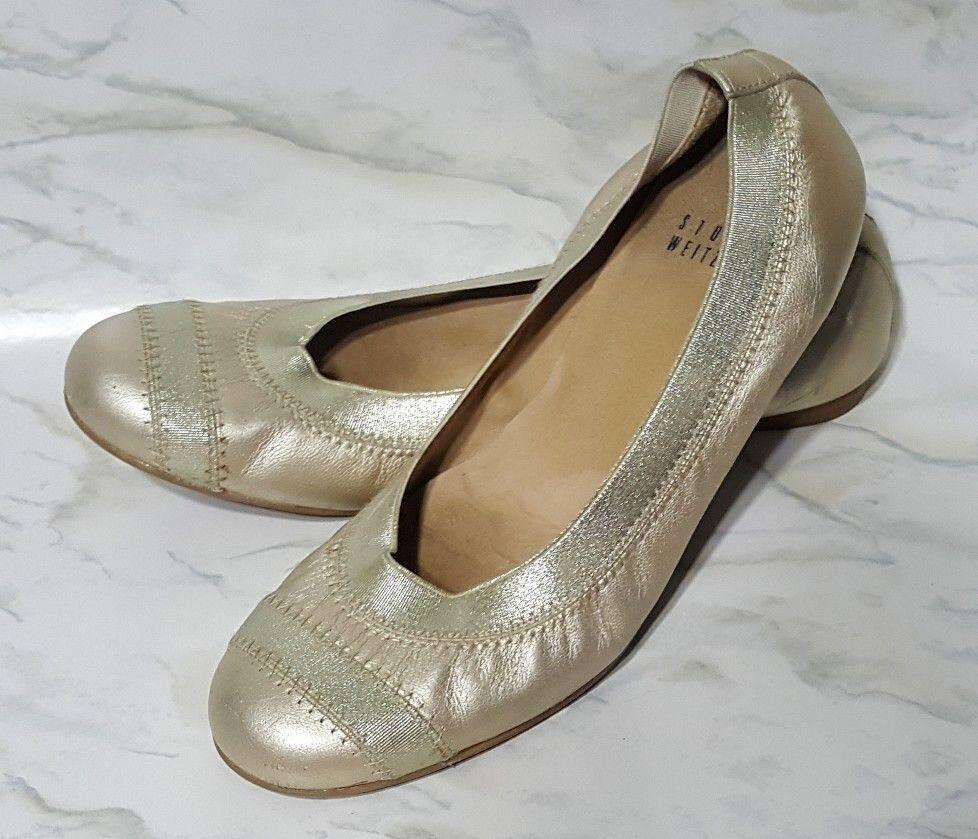 Stuart Weitzman Ballet Flats femmes chaussures 5 M