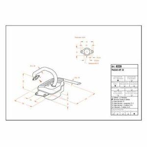 0220-Marmitta-completa-acciaio-SITO-PIAGGIO-APE-50-non-omologato