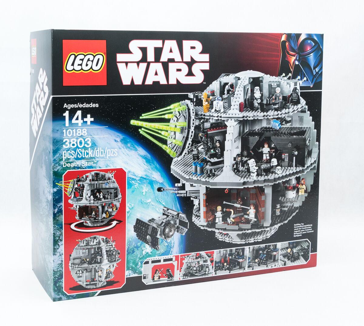 LEGO 10188 - STAR WARS Todesstern TV Werbung NEU   OVP  | Zahlreiche In Vielfalt