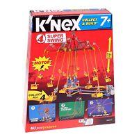 Knex 12072 Super Swing Karussell Bausatz Bausteine