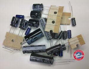 Yaesu FT-7 electrolytic capacitor kit