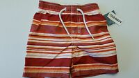 Old Navy Baby Boys Swimsuit Size 12 - 18 Months Swim Bottoms Baby 50 Upf