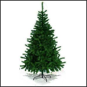 Albero Di Natale Ebay.Albero Di Natale Verde Molto Folto Pino Artificiale Natalizio 210cm Minnesota Ebay