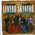 The Essential Lynyrd Skynyrd by Lynyrd Skynyrd (CD, Aug-1998, 2 Discs, MCA)
