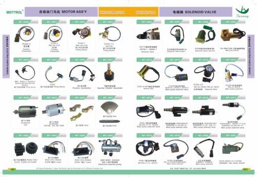 Details about  /Solenoid 24V for Komatsu PC78US-6 PC60-7 PC128UU-1 PC75UU-2 S4D95L