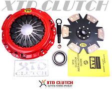 XTD STAGE 4 CLUTCH KIT FITS FOR  03-06 NISSAN 350Z INFINITI G35 3.5L 6CYL VQ35DE