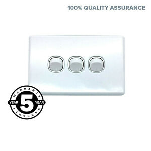 Triple-3-Gang-Wall-Light-Switch-Electrical