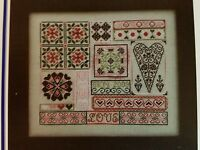 Blue Ribbon Designs Cross Stitch Chart Hugs And Kisses