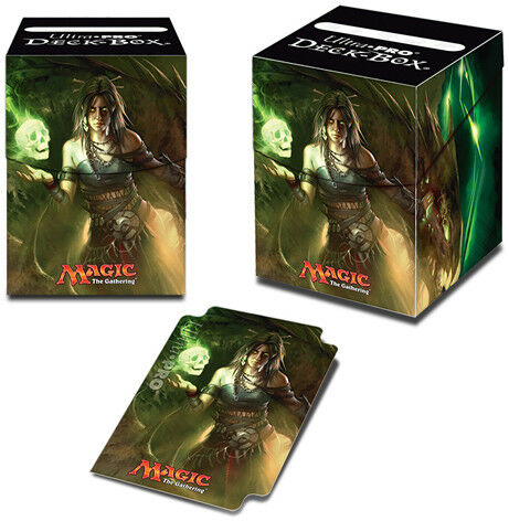Deck Box Ultra Pro GAMING SUPPLY BRAND NEW Meren of Clan Nel Toth Pro 100