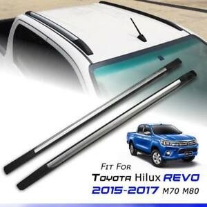 ROOF-RACK-BAR-ORNAMENT-REAL-FIT-FOR-TOYOTA-HILUX-REVO-SR5-M70-M80-2015-2016-2017