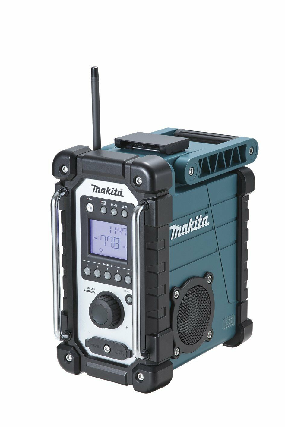 New Makita Job Radio Rechargeable AM FM MR107 18V from Japan Free Ship