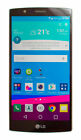 LG  G4 H815 - 32GB - Leather black (Ohne Simlock) Smartphone