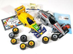 Playmobil-3930-Formula-1-Racing-Team-Parts-amp-Spares-F601