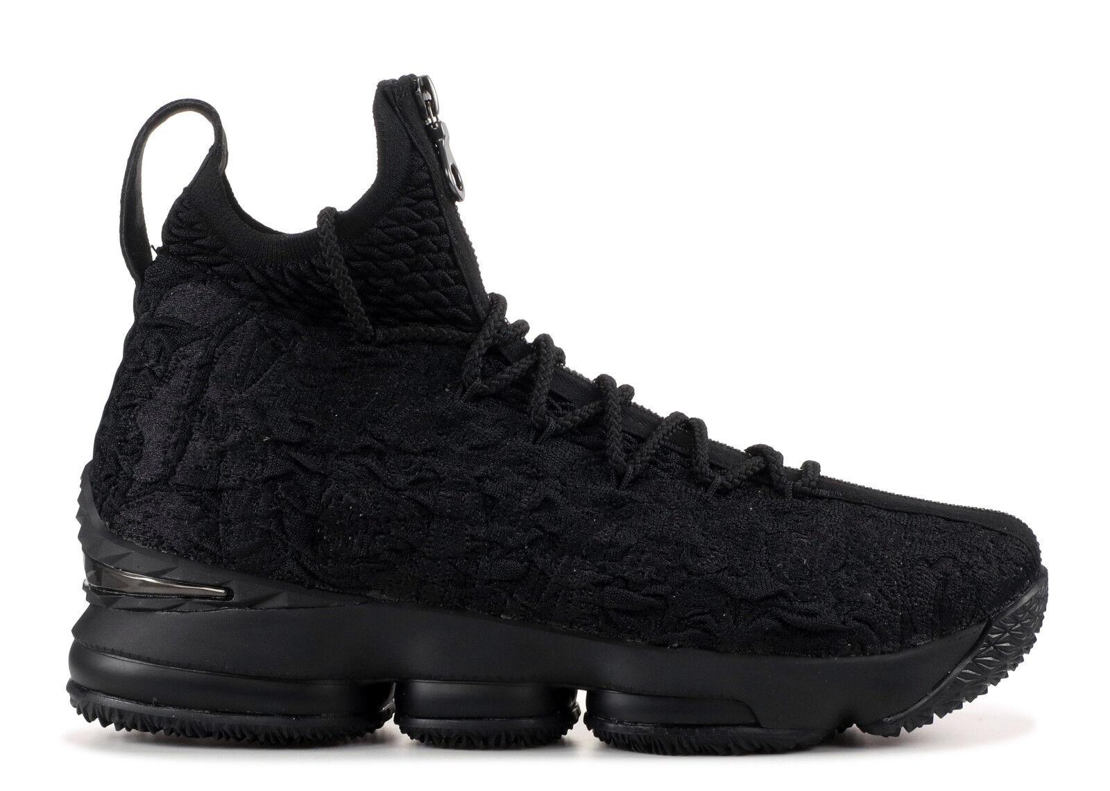 outlet store 5ae21 34822 ... precios, beneficios de descuentos,. Nike Nike Nike LeBron 15 XV Kith  Ronnie FIEG PERF armadura negro comodos zapatos para hombres