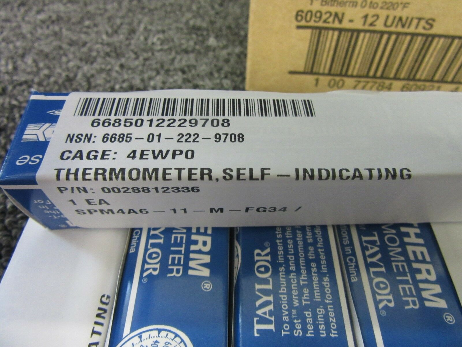 """1x 204KRR8 0.626/"""" Round Bore Ag Bearing 204RR8 204BBE 822-003-C 1.78in OD NEW"""