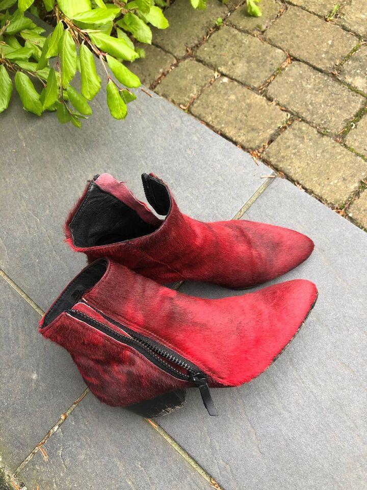 Støvler, str. 37, Costummade