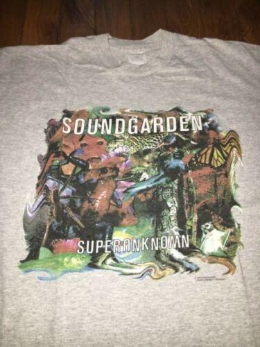 Vintage Soundgarden Shirt 1995 Superunknown XL Chr
