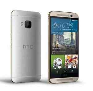 Neuf-5-039-039-Unlocked-HTC-One-M9-Argente-Android-Smartphone-4G-LTE-32Go-3Go-20Mpx