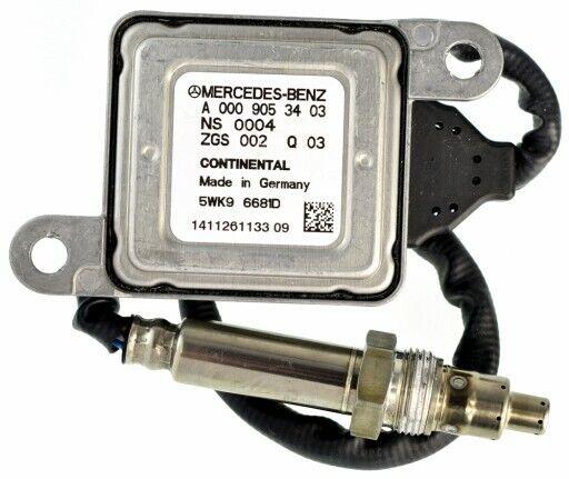Nuevo ⭐⭐⭐⭐ Mercedes-Benz Original Sensor de Nox A0009053403 ⭐ 24 Meses Garantía
