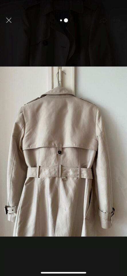 Trenchcoat, str. 36, Zara