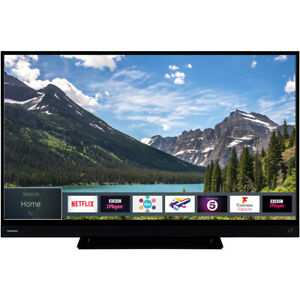 Toshiba TV 55T6863DB 55 Inch 4K Ultra HD A+ Smart LED TV 3 HDMI