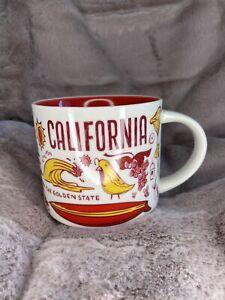California Starbucks Been There Series Mugs