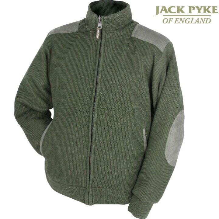 Jack Pyke Countryman Pull Homme S-3XL Toison Veste Laine Réversible Veste Toison Imperméable cfeb6a