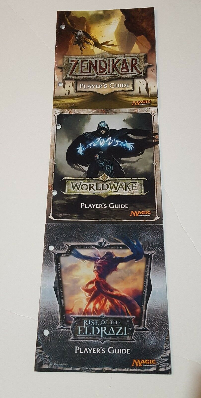Mtg zendikar worldwake anstieg der eldrazi player 's guide menge 3