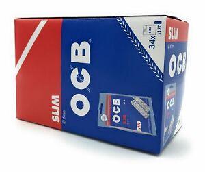 Ocb-4080-Filtri-Slim-6-MM-In-34-Bustine-Da-120-Filtri-Per-Sigarette