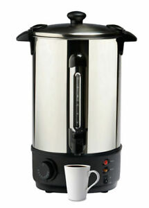 10L Electric Stainless Steel Urn Hot Water Boiler Dispenser