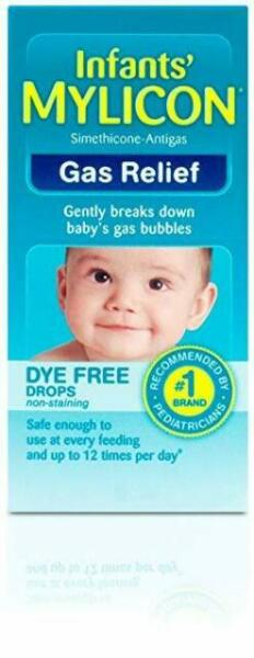 Mylicon Gas Relief Drops For Infants And Babies Dye Formula 0 5 Fluid For Sale Online Ebay