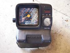 suzuki lt4wd quadrunner 250 ltf250 speedometer dash panel gauge 93 94 95 96 98