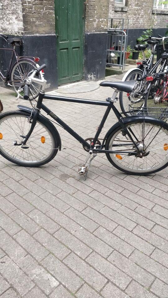 Herrecykel, Jensen City bike, 54 cm stel