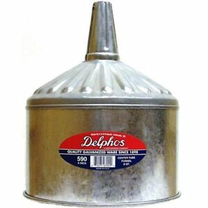S&K Products 590 Funnel (8QT HD)