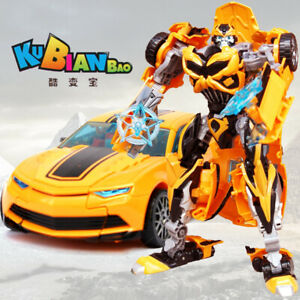 KBB-Transformers-Bumblebee-Camaro-deformation-Deluxe-Action-Figure-Brand-New