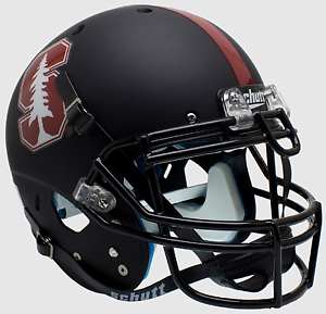 STANFORD-CARDINAL-NCAA-Schutt-AiR-XP-Full-Size-AUTHENTIC-Football-Helmet